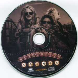 Revolution Saints - Revolution Saints - CD