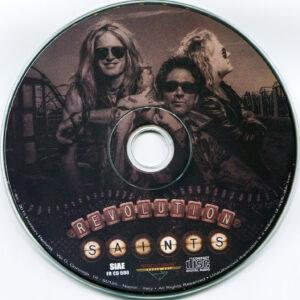 Revolution Saints - Revolution Saints - CD