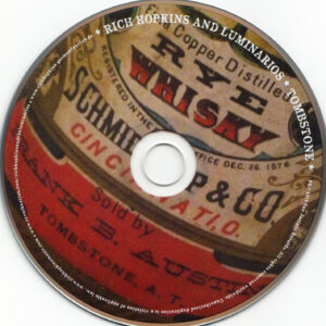 Rich Hopkins & Luminarios - Tombstone - CD