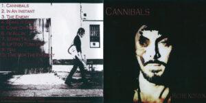 Richie Kotzen - Cannibals - Booklet (1-2)