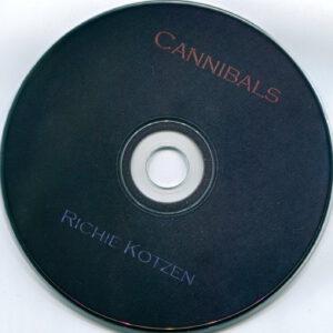 Richie Kotzen - Cannibals - CD