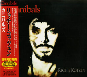 Richie Kotzen - Cannibals (Japan) - 1Front