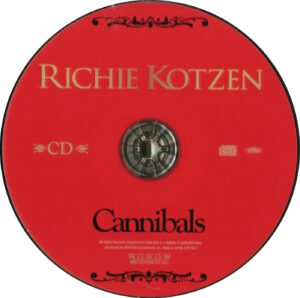 Richie Kotzen - Cannibals (Japan) - CD (1-2)