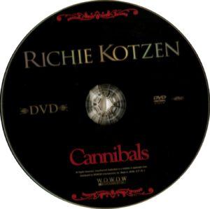 Richie Kotzen - Cannibals (Japan) - CD (2-2)