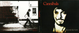 Richie Kotzen - Cannibals (Japan) - Digipack