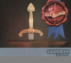 Rick Wakeman - The Myths And Legends Of King Arthur And The Knights Of The Round Table - 1Front