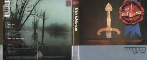 Rick Wakeman - The Myths And Legends Of King Arthur And The Knights Of The Round Table - Digipack