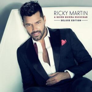 Ricky Martin - A Quien Quiera Escuchar - 1Front