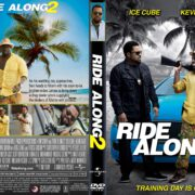 Ride Along 2 (2016) R1 CUSTOM DVD Cover