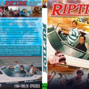 Riptide Complete Series (1984/1986) Custom DVD Cover
