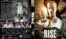 Rise (2014) R2 CUSTOM DVD Cover & Label