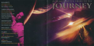 Rob Moratti - Tribute To Journey - Booklet (1-2)