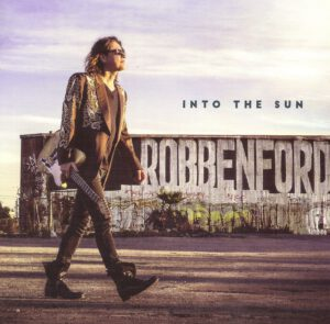 Robben Ford - Into the Sun - 1Front