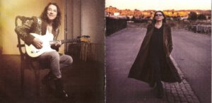 Robben Ford - Into the Sun - Booklet (3-4)