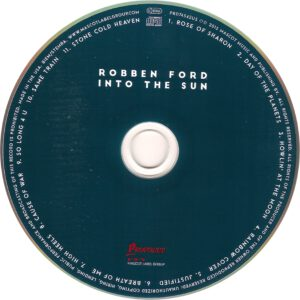 Robben Ford - Into the Sun - CD