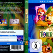Robin Hood (1973) R2 Blu-Ray German
