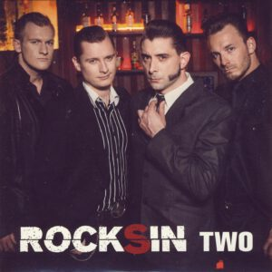 Rocksin - Two - 1Front