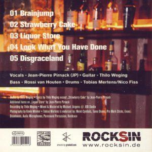 Rocksin - Two - Back