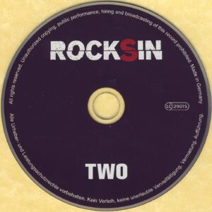 Rocksin - Two - CD