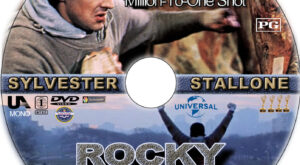 rocky balboa dvd label