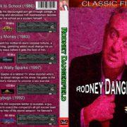 Rodney Dangerfield Classic Films (1986/1992) Custom DVD Cover