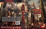 Rome Complete Series (2009) R1 Custom DVD Cover