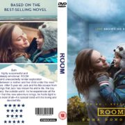 Room (2015) Custom DVD Cover