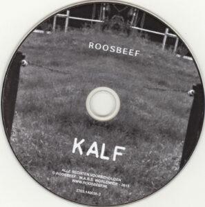 Roosbeef - Kalf - CD