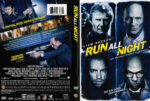 Run All Night (2015) R1 DVD Cover
