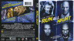 Run All Night (2015) Blu-Ray DVD Cover & Label