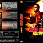 Rush Hour Trilogy (2011) R2 German