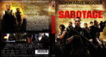 Sabotage (2014) Blu-Ray German Cover