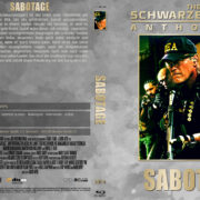 Sabotage (2014) (Arnold Schwarzenegger Anthology) german custom