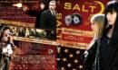 Salt (2010) Blu-Ray DVD Cover