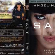 Salt (2010) Blu-Ray German