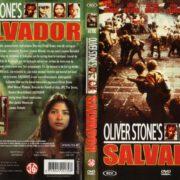 Salvador (1986) R2 DUTCH DVD Cover
