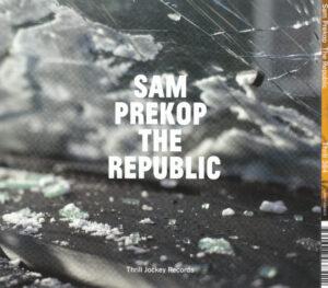 Sam Prekop - The Republic - Back