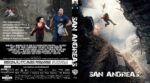 San Andreas (2015) R0 Custom BD Cover & Label