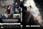 San Andreas (2015) R0 Custom Cover & Label