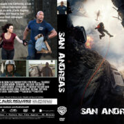 San Andreas (2015) R0 Custom Cover & Label