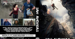 san andreas dvd cover