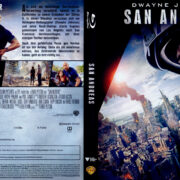 San Andreas (2015) Blu-ray German