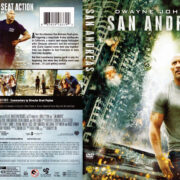San Andreas (2015) R1 DVD Cover