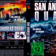 San Andreas Quake (2015) Blu-Ray German
