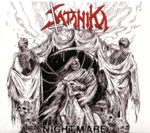 Satanika - Nightmare - 1Front