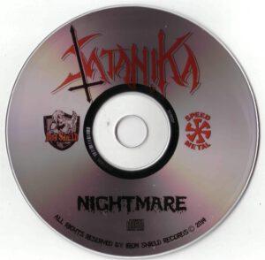 Satanika - Nightmare - CD