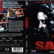Saw (2004) R2 Blu-Ray German