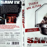 Saw 4 (2007) R2 Blu-Ray German
