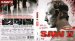 Saw 5 (2008) R2 Blu-Ray German