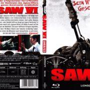 Saw 6 (2009) R2 Blu-Ray German